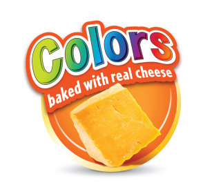 Colors Goldfish crackers