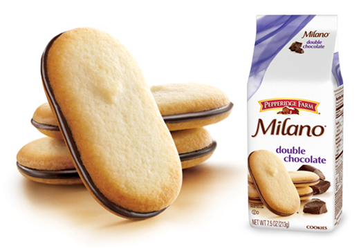 Chocolate Milano Cookies