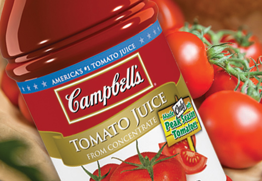 Campbell's Tomato Juice - Campbell's